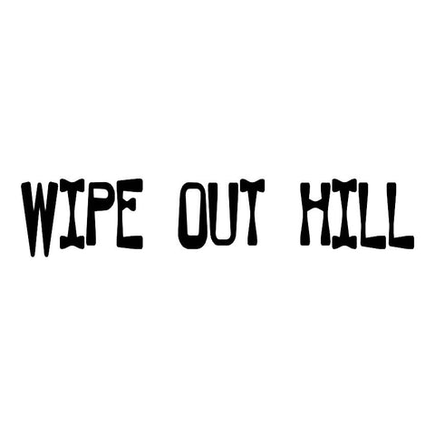 Wipe Out Hill Trail Badge