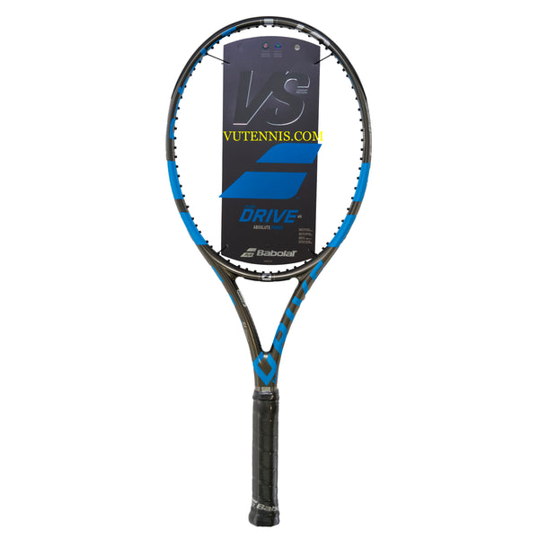Babolat Pure Drive VS 2019 tennis racquet - Customize string & tension - VuTennis
