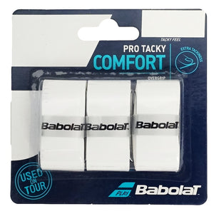 Babolat Pro Tacky 3-pack tennis overgrip