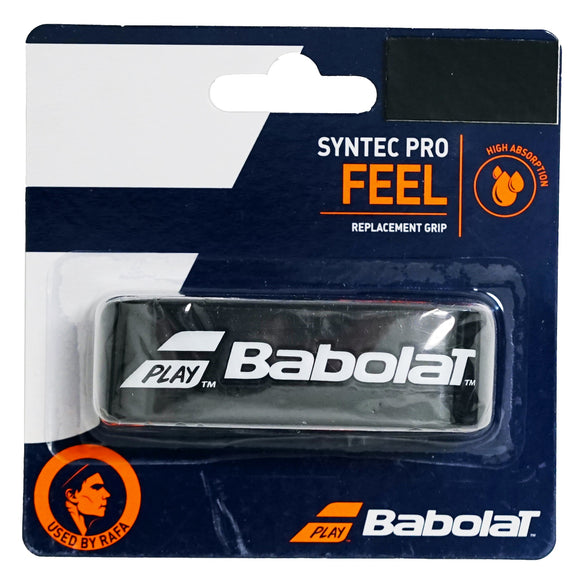 Babolat Syntec Pro tennis replacement grip - VuTennis