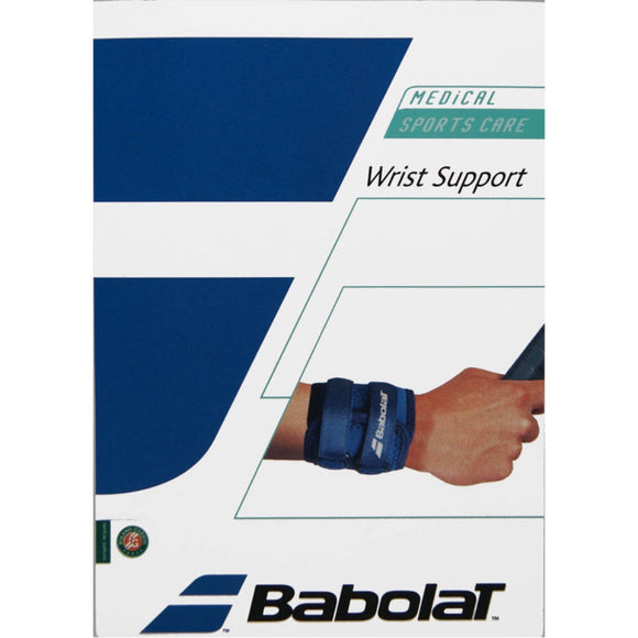 Babolat Tennis Wrist Support - VuTennis
