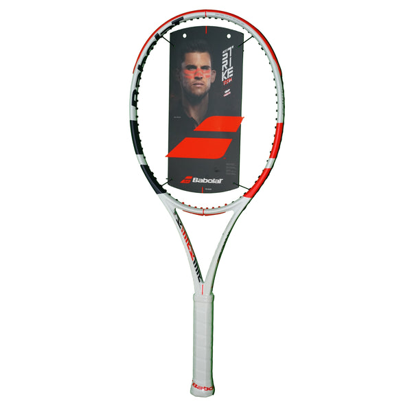 Babolat Pure Strike Team 2020 tennis racquet - Customize string & tension - VuTennis
