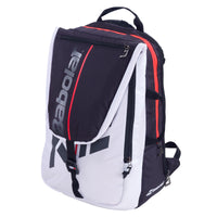 Babolat Pure Strike White/Black/Red backpack tennis 172519 - VuTennis
