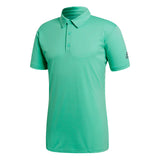 adidas Men's Tennis Polo Climachill Hi-Res Green CE1445 - VuTennis