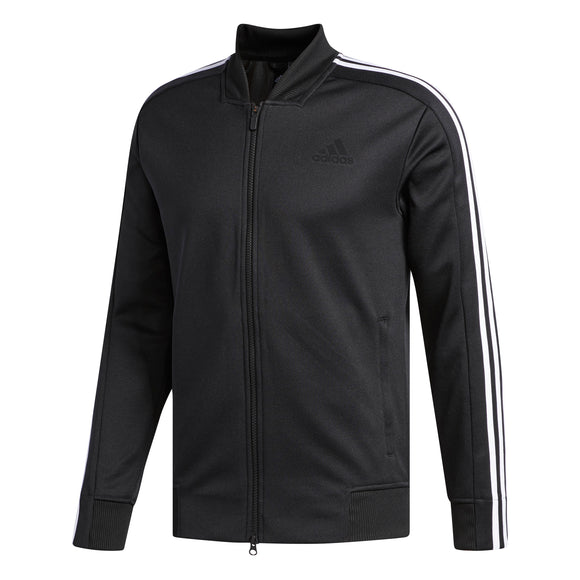 adidas Men's Tennis Jacket Squad ID Track Black CV3253 - VuTennis
