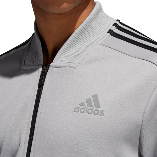 9a71d65574c3 ... adidas Men s Tennis Jacket Squad ID Track Grey CV3254 - VuTennis ...
