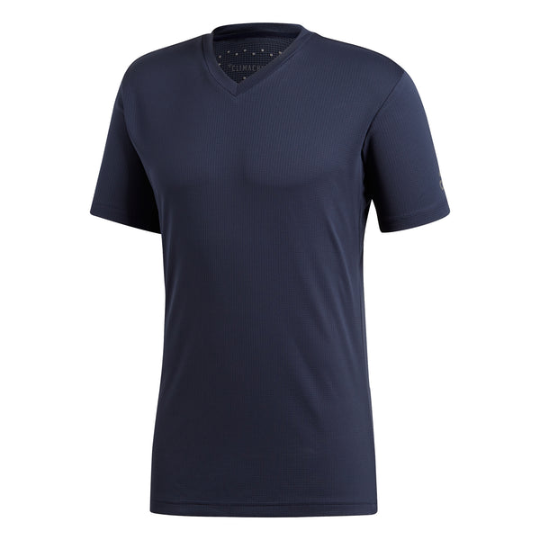 adidas Men's Tennis T-shirt Climachill Legend Ink D93670 - VuTennis