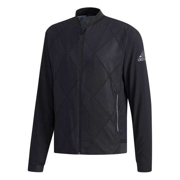 adidas Men's Jacket Barricade Black DN5999 - VuTennis