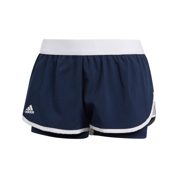 adidas Women's Shorts - Collegiate Navy DU0971 - VuTennis