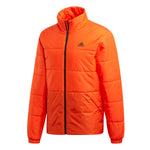 adidas Men's Jacket 3-Stripes Insulated Winter Orange DZ1401