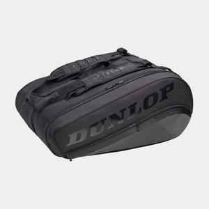 Dunlop CX Performance Thermo BLACK 12-pack tennis bag