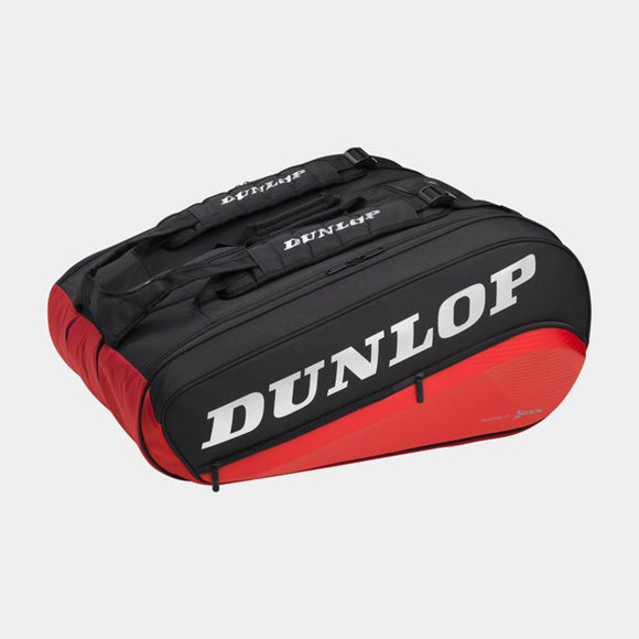 Dunlop CX Performance Thermo RED 12-pack tennis bag
