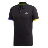 adidas Men's Polo Limited Edition - Black FI8186 - VuTennis