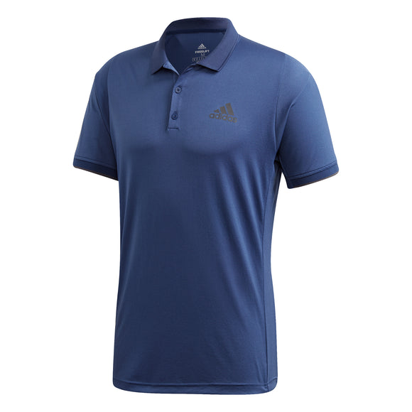 adidas Men's Polo FreeLift - Tech Indigo FP7963