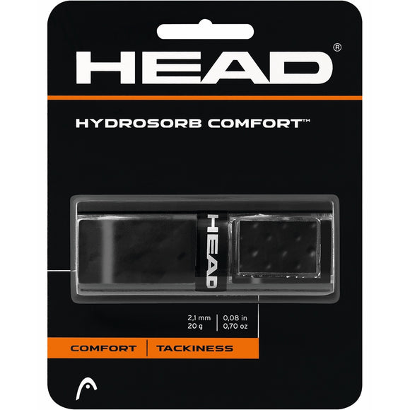 Head Hydrosorb Comfort tennis replacement grip - VuTennis