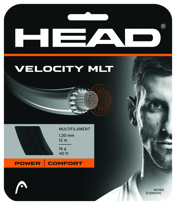 Head Velocity MLT tennis string - VuTennis