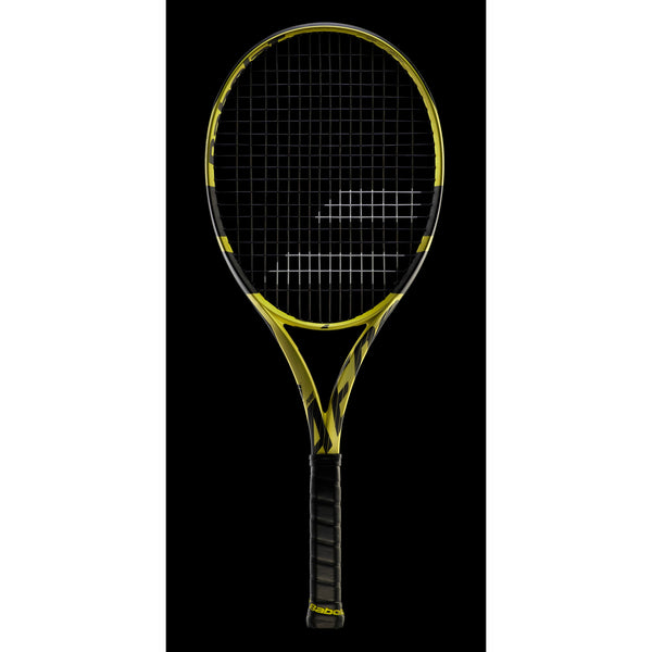 "Babolat Pure Aero 2019 junior 26"" Free synthetic gut string - VuTennis"