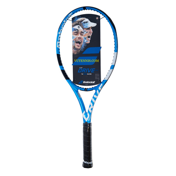 Babolat Pure Drive Tour tennis racquet - Customize string - VuTennis