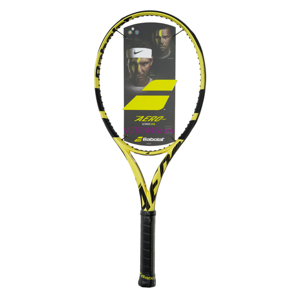 Babolat Pure Aero Tour 2019 tennis racquet - Customize string & tension - VuTennis