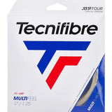 Tecnifibre Multifeel 16 17 tennis string Natural Black Blue