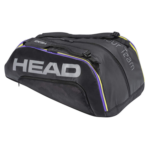 Head Tour Team 12R bag Black/Purple