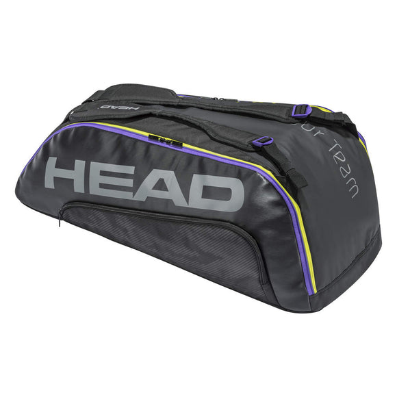Head Tour Team 9R bag Black/Purple