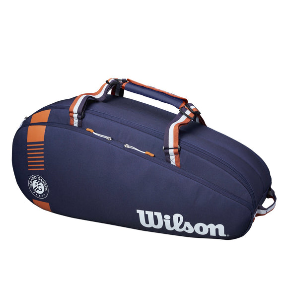 Wilson Roland Garros Team 6 pack tennis bag