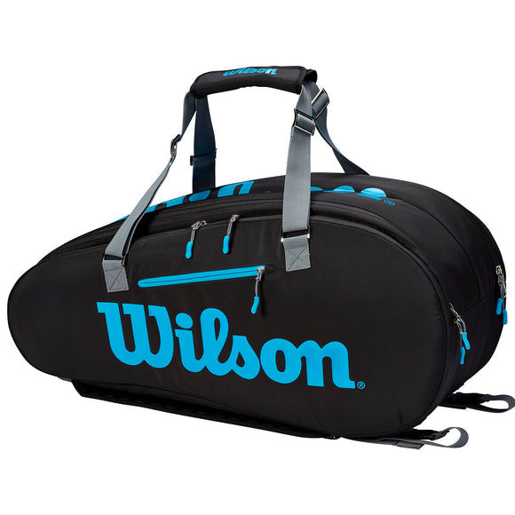 Wilson Ultra 9 pack tennis bag - VuTennis