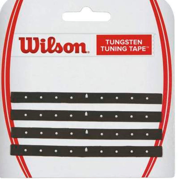 Wilson Tungsten Tuning Tennis Tape - VuTennis