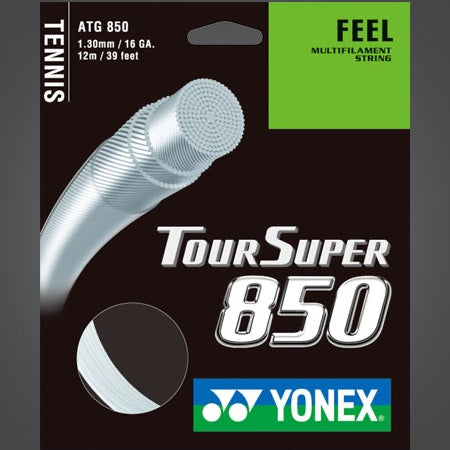 Yonex Tour Super 850 tennis string - VuTennis