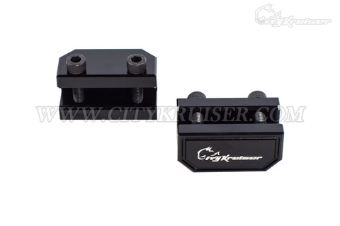 CityKruiser Jack Up Adapter Set - Black (JDM Vehicles Only)