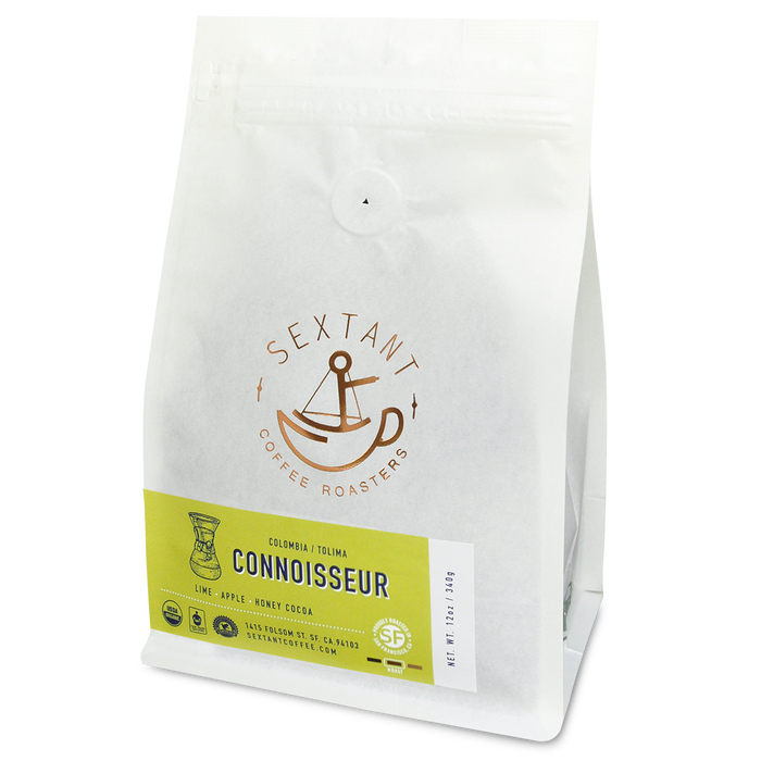 Connoisseur - Colombia coffee