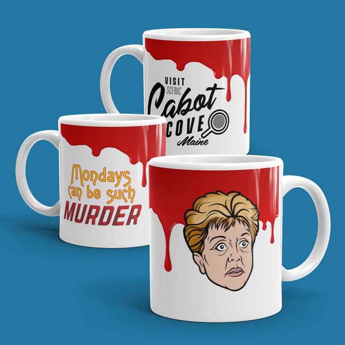 Mondays Are Murder Mug