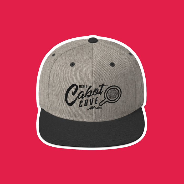 Visit Cabot Cove Hat