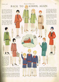 Butterick 2212: 1920s Junior Girls Flapper Dress Size 14 Vintage Sewing Pattern