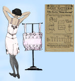 Ladies Home Journal 3272: 1920s Uncut Misses Camisole Bra Sz 36 B Sewing Pattern