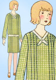 Butterick 2212: 1920s Junior Girls Flapper Dress Size 14 Vintage Sewing Pattern - Vintage4me2