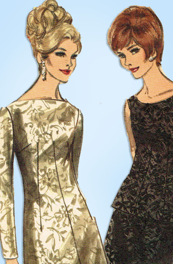 1960s VTG Butterick Sewing Pattern 3735 Misses Mix n Match Dress & Separates 36B - Vintage4me2
