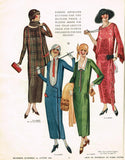 1920s Butterick Autumn 1924 Quarterly Sewing Pattern Catalog 84 pgs Instant Download - Vintage4me2