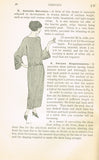 1920s Mary Brooks Picken Woman's Institute Sewing Book 21 B-3 Dresses Part 2 - Vintage4me2