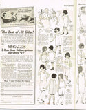 1920s Vintage McCalls Sewing Pattern 3676 Official Red Cross Baby Layette ORIG - Vintage4me2