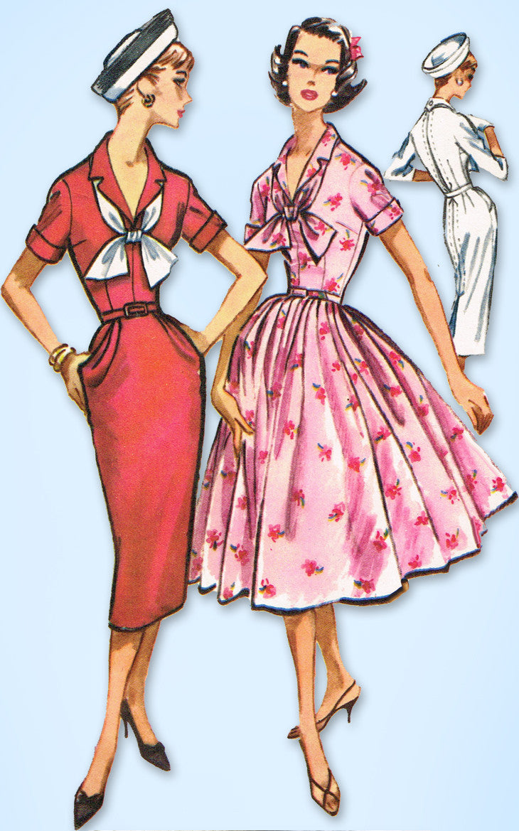 480892cb7d 1950s Full Skirt Dress Patterns - Data Dynamic AG