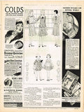 1930s Needlecraft Magazine November 1930 Crochet Patterns Mail Order Pattern Ads - Vintage4me2