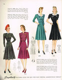 Research Result: 1942 Catalog with Simplicity Patterns 3513, 3678 and 3280