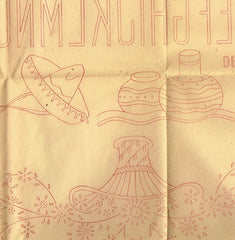 1940s Uncut Workbasket Embroidery Transfer 77 Pansy Pillowcases & More