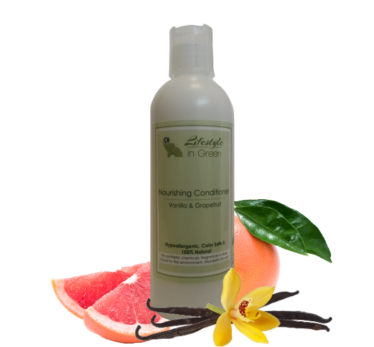 Nourishing Conditioner with Grapefruit and Vanilla