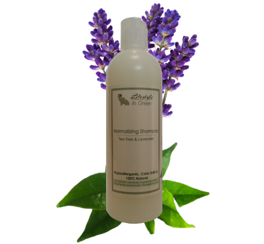 Normalizing Shampoo with Lavender and TeaTree