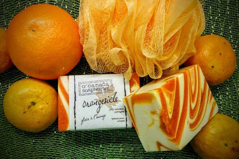 Orangesicle Bar Soap