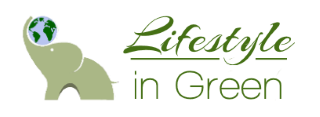Lifestyle in Green logo