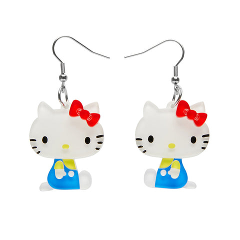 Erstwilder Hello Kitty Take a Break Earrings